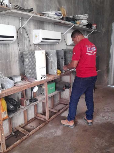 zarkontech refrigeração e climatização e fabricação de corri