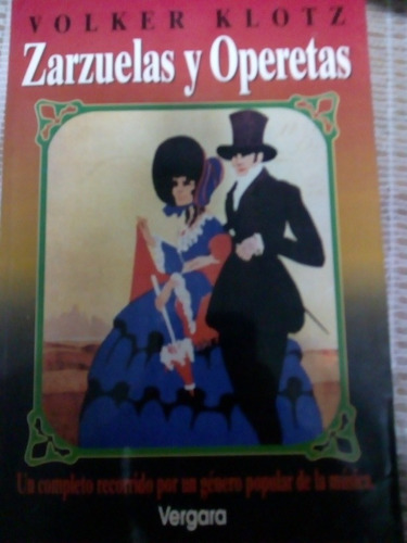 zarzuelas y operetas volker klotz
