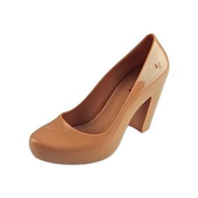49815e1d0 Scarpin Para Raio Feminino Scarpins Zaxy - Sapatos no Mercado Livre ...
