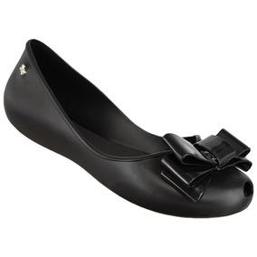 87d09778a Sapato Popstar Zaxy Boneca Feminino Sapatilhas - Sapatos para Feminino Preto  no Mercado Livre Brasil