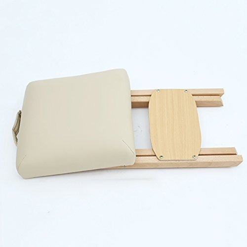 zayjd xrxy taburete de madera maciza / taburete de masaje de