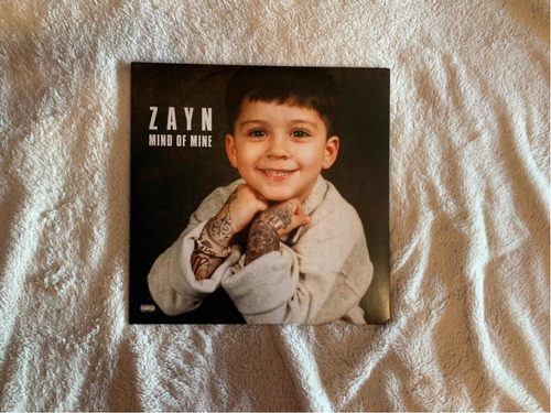 zayn mind of mine vinyl