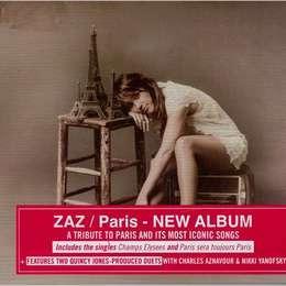 zaz paris cd nuevo