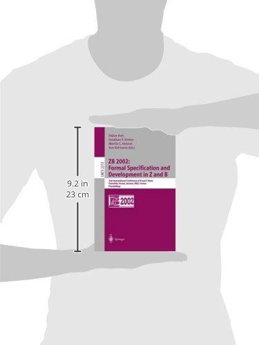 zb 2002: especificación formal y desarrollo en z y b: ii