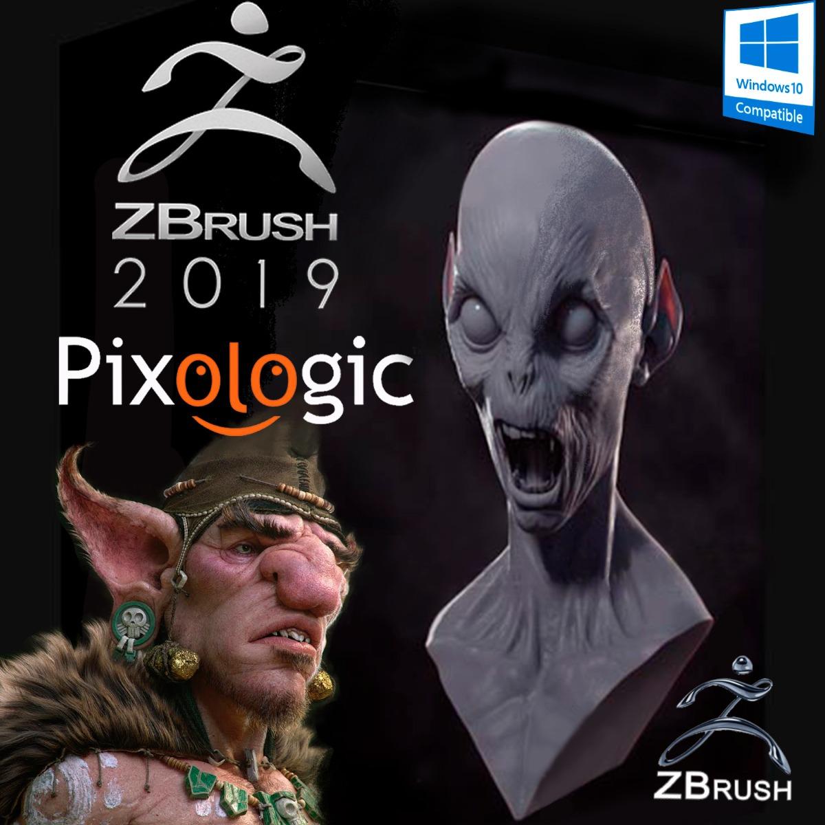 Zbrush 2019 Español Diseño 3d