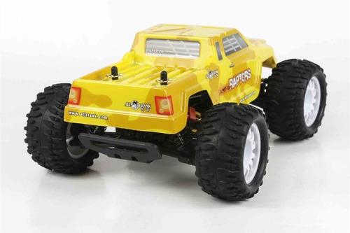 zd racing mt 9053 rc 1/16 rtr 4x4 brushless c lipo incluida