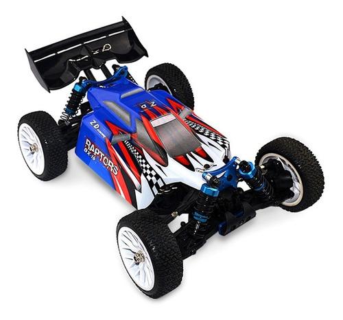 zd racing rc raptors bx-16 9051 4x4 brushless 1/16 2.4g rtr