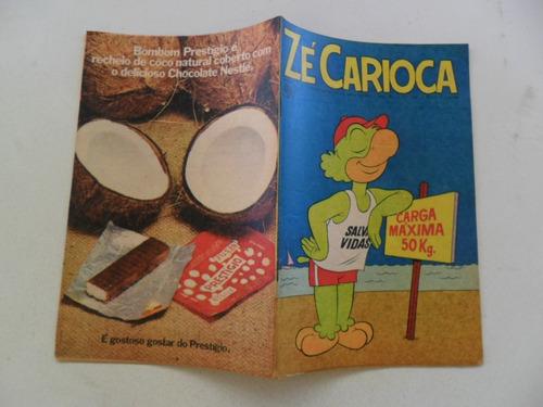 zé carioca nº 1001! 15/01/1971!
