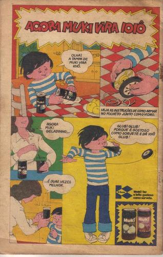 zé carioca nº 1163 22/02/1974 bom estado