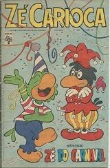 zé carioca n. 1265 - editora abril - fevereiro de 1976