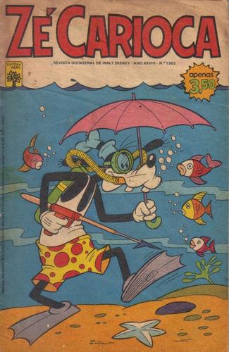 zé carioca nº 1386 12/05/1978 bom estado