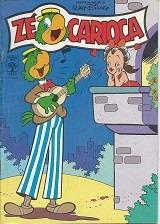 zé carioca n. 1833 - julho de 1988