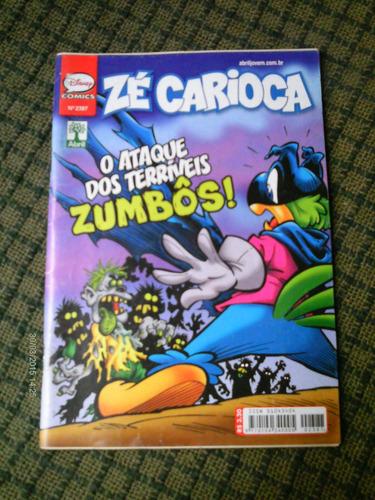ze carioca n.2387 editora abril