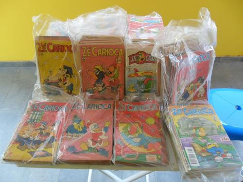 zé carioca! vários! r$ 10,00 cada! 1965 até 2009!