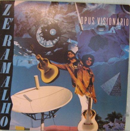 zé ramalho - opus visionário - 1986