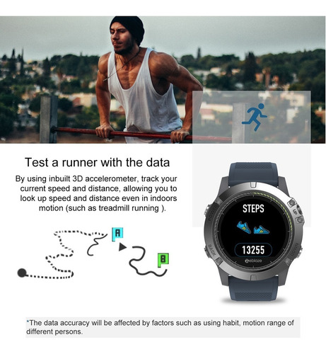 zeblaze vibe 3 hr smartwatch