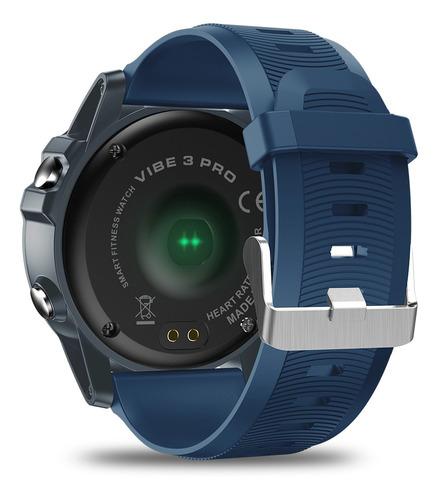 zeblaze vibe 3 pro reloj inteligente ip67 impermeable hombre