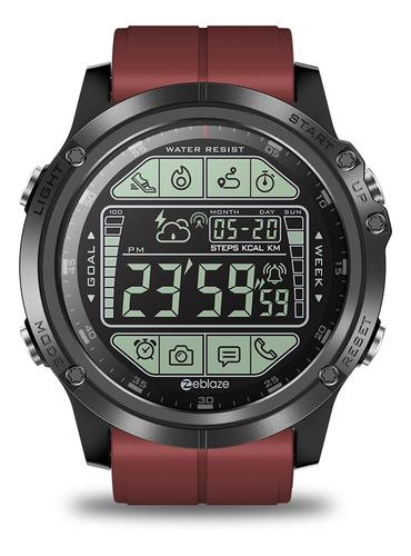 zeblaze vibe 3s relógio inteligente dustproof à prova de