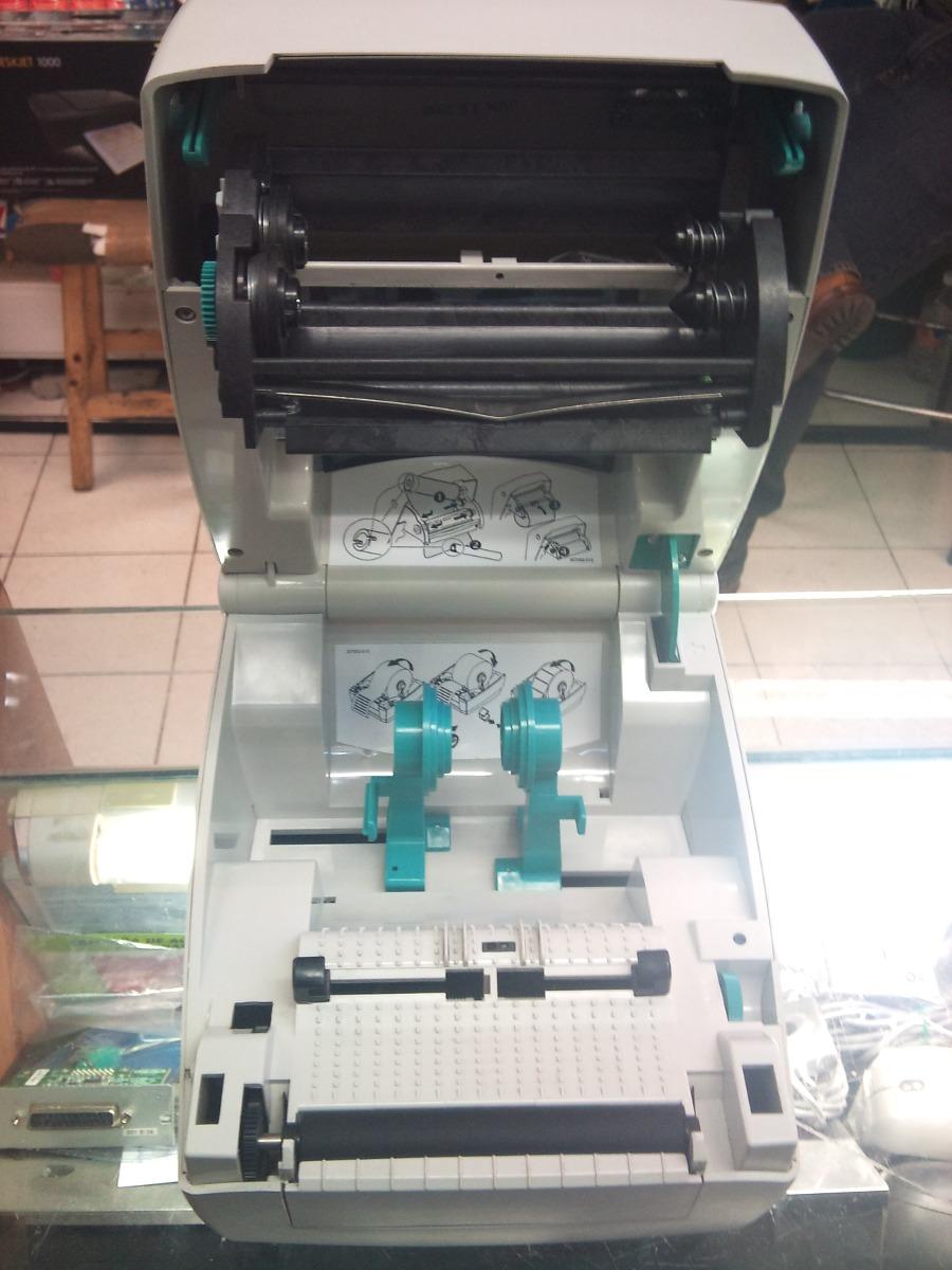 Impresora Zebra Tlp2844 Codigo Barras Etiquetas 1 A 241 O