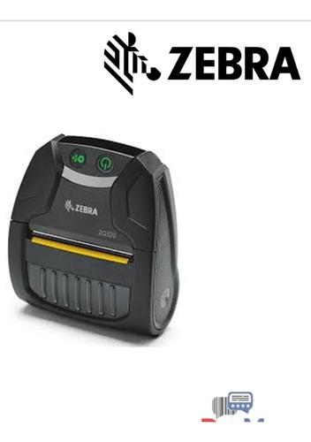 zebra impresora portátil zq310
