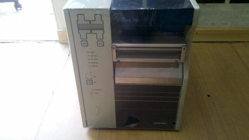 zebra - impressora de codigo de barras 140 industrial