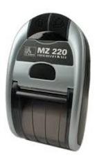 zebra imz-220 impresora térmica portátil