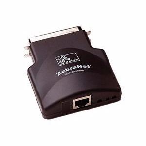 zebranet print server 10/100 base t externo az-znetext10100