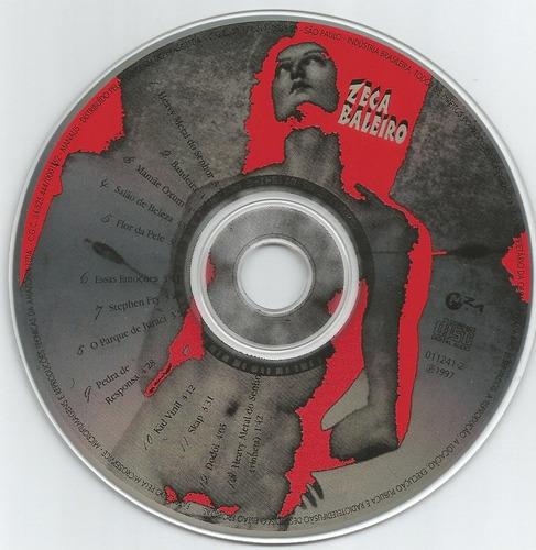 zeca baleiro  -  cd  -  ver o video