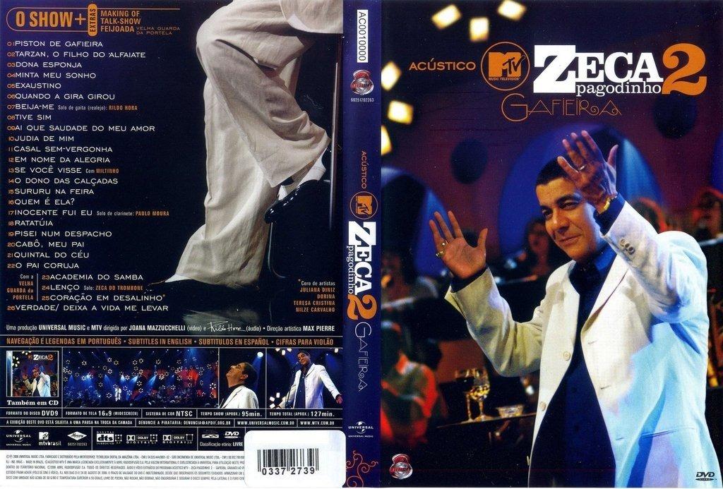 dvd zeca pagodinho acustico mtv gratis