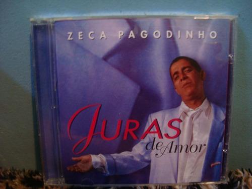 zeca pagodinho - juras de amor - cd nacional