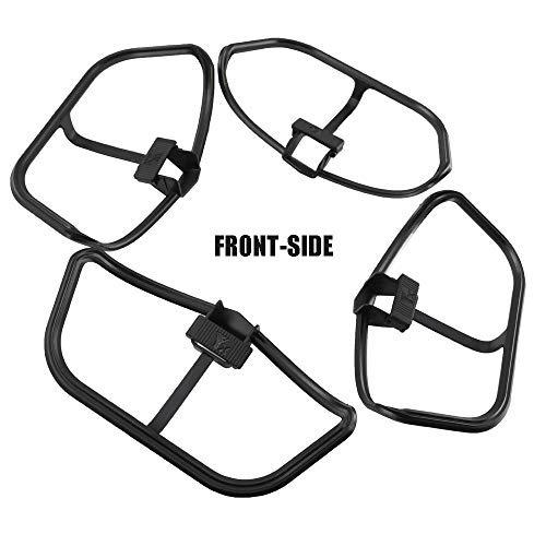 zeey 4 piezas liberacion rapida protector de helice protecto