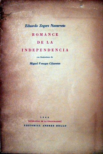 zegers navarrete romance de la independencia 1960