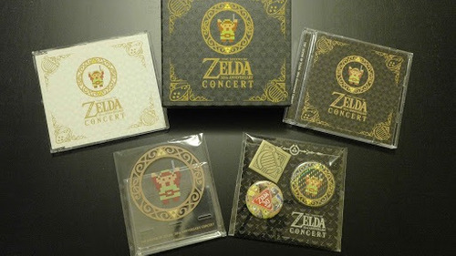 zelda 30th anniversary concert [2cd+dvd / limited edition]