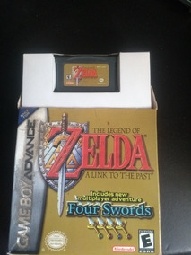 Zelda A Link To The Past Generico Gba