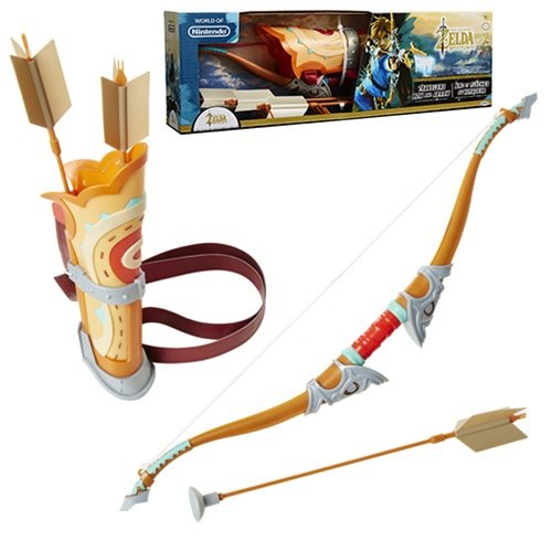 16e762f24 Zelda Arco Flecha Breath Wild World Nintendo Disfraz -   999.00 en ...