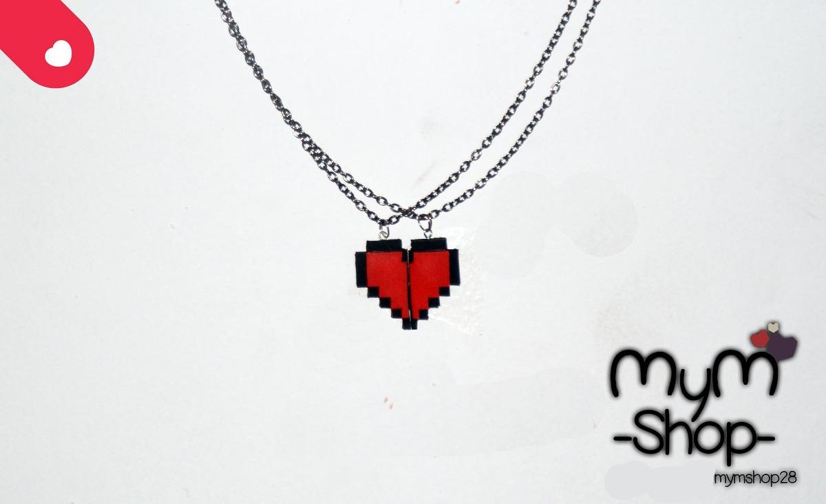 Zelda Corazon 8 Bits Pareja Amor Amistad Videojuegos