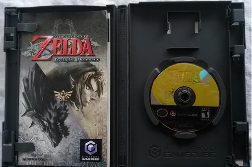 zelda twilight princess game cube