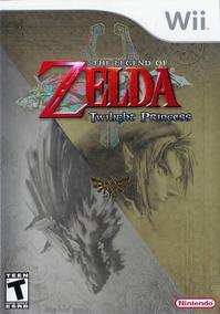 Zelda Twilight Princess Nintendo Wii Usado Gtia Vdgmrs