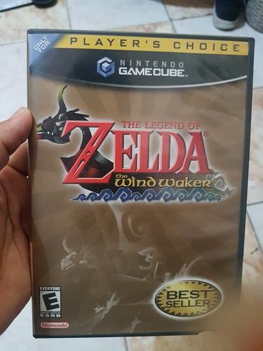 zelda wind waker para nintendo gamecube