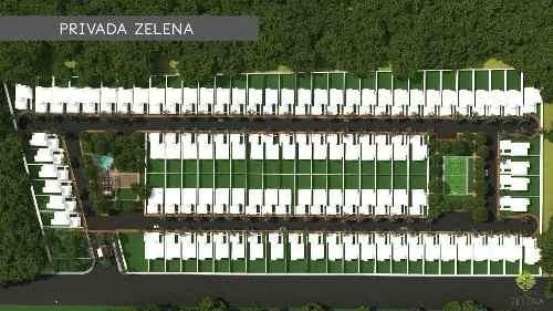 zelena privada residencial conkal