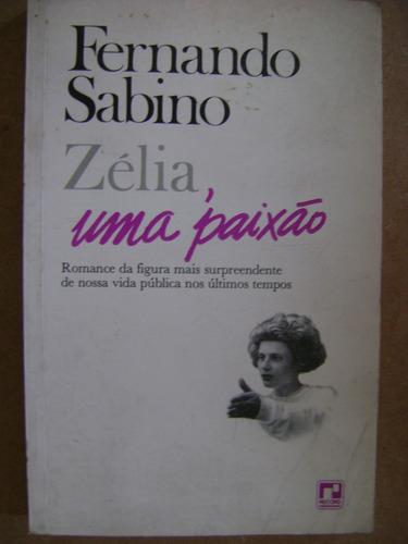 zelia uma paixão fernando sabino