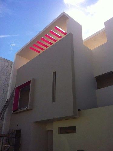 zen house, hermosa! con roof garden, acabados premium. linda