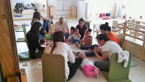zen sillas para meditar grupos talleres yoga hogar - deco