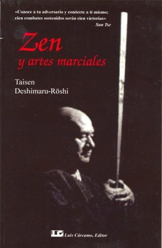 zen y artes marciales, taisen deshimaru, cárcamo