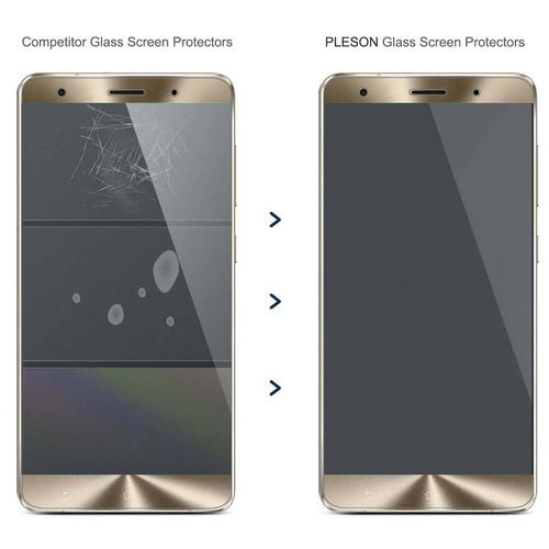zenfone 3 deluxe protector de pantalla [zs570 + envio gratis