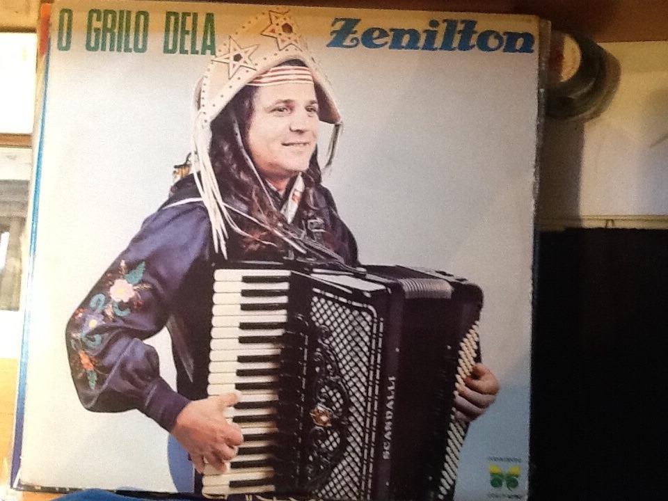 Zenilton, O Grill Dela - R$ 49,90 em Mercado Livre