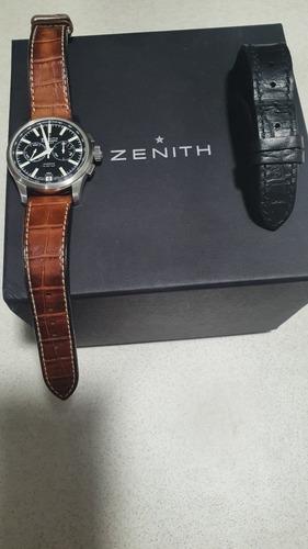 zenith pilot el primero