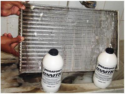 zennith detergente limpeza de serpentina ar condicionado 1l