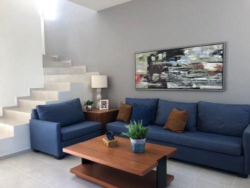 zensia parque residencial mod d. con recamara en planta baja
