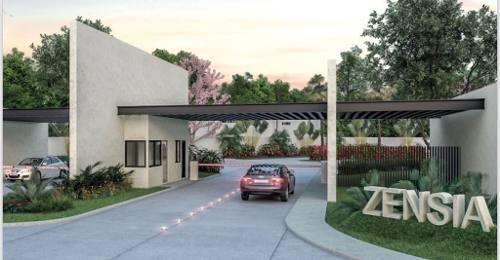 zensia parque residencial modelo c con terraza techada